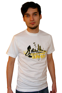 T-Shirt DOWNTOWN SURFER - Sunimar