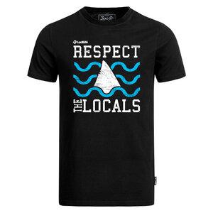 Respect the locals Herren T-Shirt - Lexi&Bö