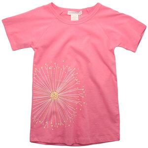 T-Shirt-Kleid mit Pusteblume - Serendipity