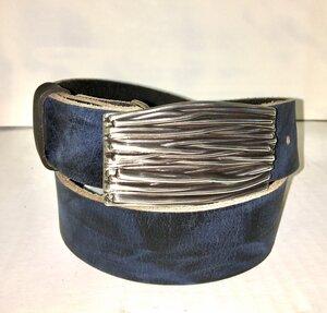 BAHAMAS - Handgemachter Ledergürtel  - SaSch belt & bags