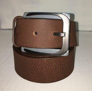 BOSTON - Handgemachter Ledergürtel  - SaSch belt & bags