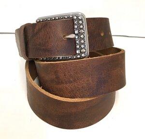TEXAS - Handgemachter Ledergürtel  - SaSch belt & bags