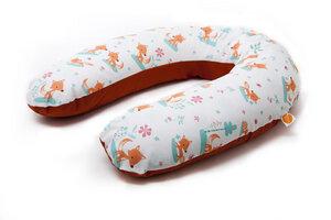 """Stillkissen 175 cm """"sweet foxes"""" - Millemarille"""