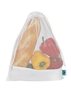Obstbeutel Einkaufsnetz Gemüsebeutel Obstnetz Aufbewahrungsnetz - Printwear