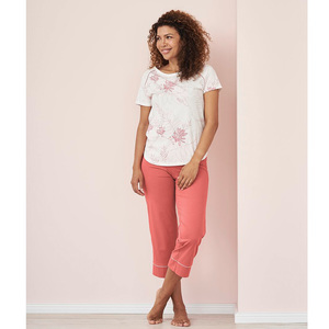 Living Crafts Damen Schlaf-Shirt Idalia - Living Crafts