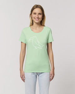 Classic Bert T-Shirt Women - REDNIB
