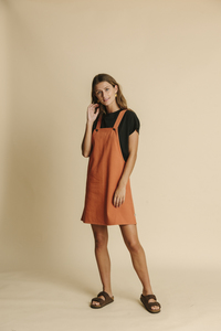 Kleid Damen - Amelie Jumper - thinking mu
