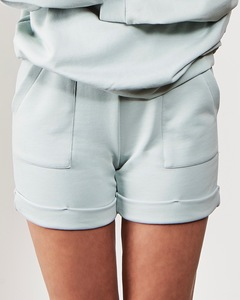 Shorts RIMINI aus Bio-Baumwoll-Sweat  - JAN N JUNE