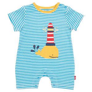 Kite Baby Spieler Walfisch reine Bio-Baumwolle - Kite Clothing