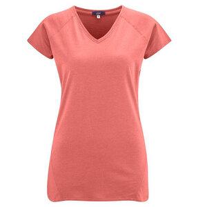 Living Crafts Damen T-Shirt Ingrida Bio-Baumwolle/Viskose - Living Crafts