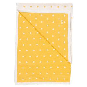 Kite Baby Strick-Decke Pünktchen reine Bio-Baumwolle - Kite Clothing