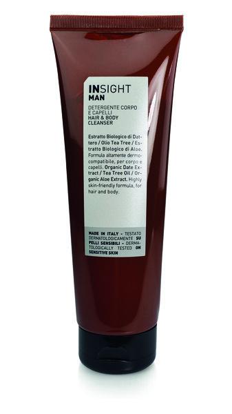 Insight Man-Hair and Body Cleanser / Shampoo für Körper und Haar 250ml