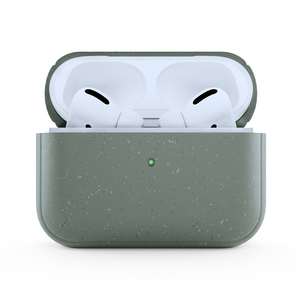 AirPods Hülle BioCase AirPods Pro Hülle aus Bio-Material - Woodcessories