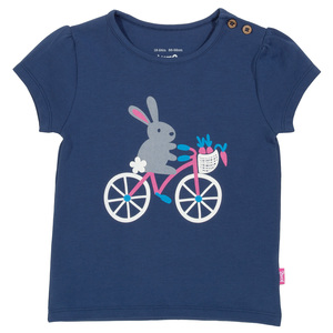 Kite Baby und Kinder T-Shirt Bunny Bio-Baumwolle - Kite Clothing