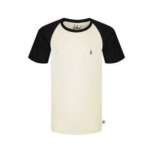 Basetree T-Shirt Schwarz | Weiß - bleed