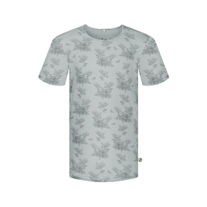 Homewaii T-Shirt Grau - bleed