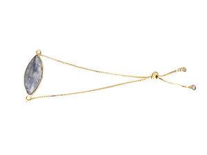 Kyanit Armband von Crystal and Sage - Crystal and Sage