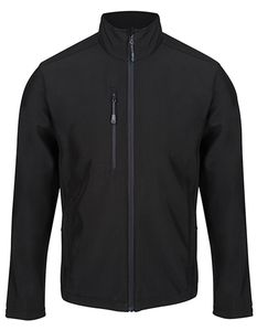 Softshelljacke Regatta Honestly Made Recycled Full Zip  - Regattta Professional