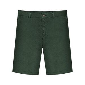 Chino Shorts Dunkelgrün - bleed