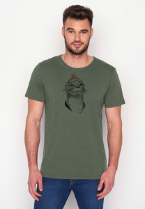 T-Shirt Spice Animal Otter - GreenBomb