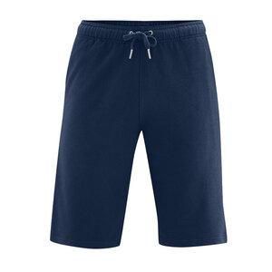 Living Crafts Herren Sweat Shorts Charlie Bio-Baumwolle - Living Crafts