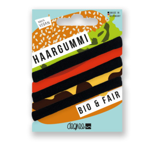 Haargummi | Fair Hair Burger - Degree Clothing