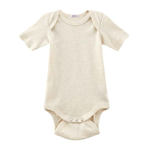 Living Crafts Baby Kurzarm Body Honey - Living Crafts