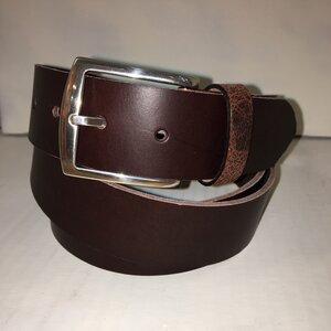 OXFORD - Handgemachter Ledergürtel  - SaSch belt & bags