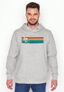 Hooded Sweater Star Bike Speed - GreenBomb