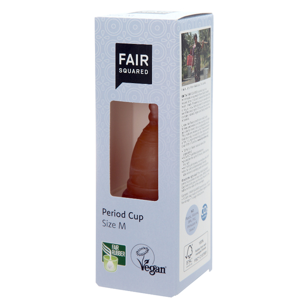 Fairsquared Period Cup Menstruationstasse In 4 Größen