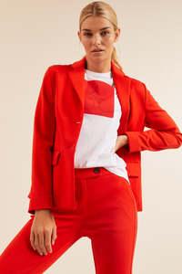 Jersey-Blazer aus Bio-Baumwolle mit Tencel Lyocell - LANIUS