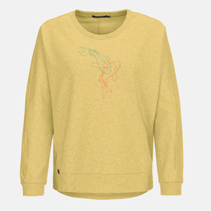 Sweatshirt Slack Animal Kois - GreenBomb