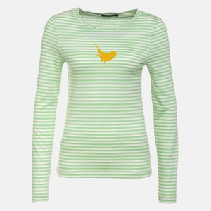 Longsleeve Charme Animal Songbird - GreenBomb