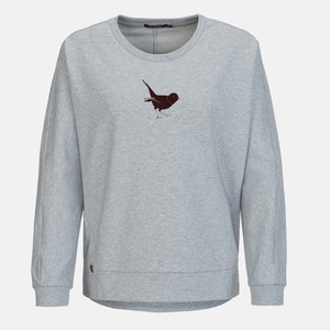 Sweatshirt Slack Animal Songbird - GreenBomb