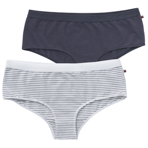 Damen Panty 2er Set - Doppelpack Panty - People Wear Organic