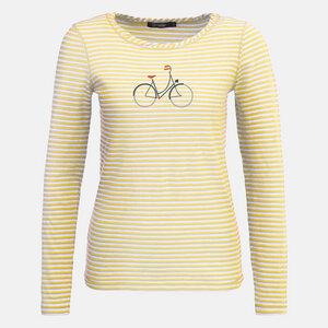 Longsleeve Charme Bike Femme - GreenBomb