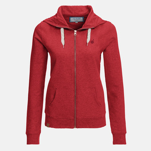 Sweatjacke Vivid Lifestye GB Apple Embroidery - GreenBomb