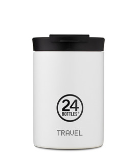 350ml Thermos Reisebecher aus Edelstahl - 24bottles