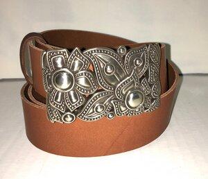 MAILAND - Handgemachter Ledergürtel  - SaSch belt & bags