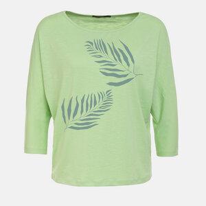 Longsleeve Smile Plants Jungle Leaves - GreenBomb