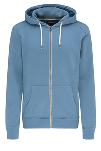 Basic Sweatjacket blue heaven - recolution