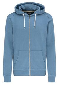 Basic Sweatjacket blue heaven - recolution