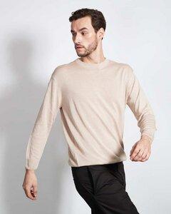 Oversized Pullover CALI beige FOR MEN - JAN N JUNE