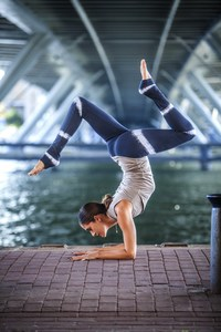 Yoga Leggings Bhaktified - Urban Goddess