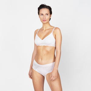 elisabeth - bh bügellos größe B-E aus 95% baumwolle und 5% elastan - erlich textil