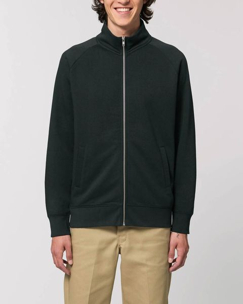 Herren Sweatshirt Jacke Mit Reißverschluss, Jacke, Sweatshirt