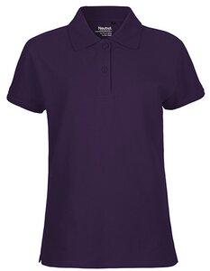 Damen Poloshirt Pique Polo von Neutral - Neutral