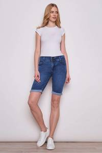 Hose UTE aus Eco Stretch Denim - TRANQUILLO