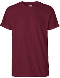 Unisex T-Shirt Rollärmel von Neutral Bio Baumwolle Rollsleeve - Neutral