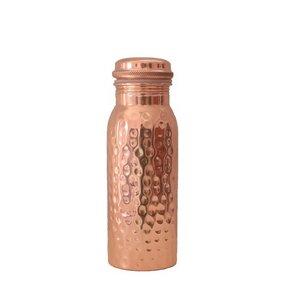 Kupfer Trinkflasche gehämmert  600ml - Forrest & Love